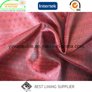 100% Polyester Men′s Suit Jacket Casusl Wear Two Tone Dobby Lining Fabric pictures & photos