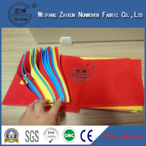 Pet Spun-Bond Nonwoven Fabric for Handbag
