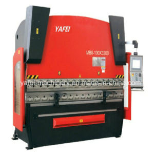 We67k Series Hydraulic CNC Press Brake pictures & photos