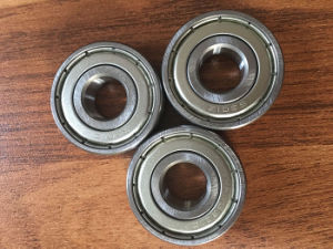 Made in Japan NSK Deep Groove Ball Bearing 6001-Rz pictures & photos