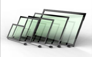 """17""""-300"""" IR Multi Touch Frame, Infrared Multi Touch Frame, Touch Screen Frame for TV"""