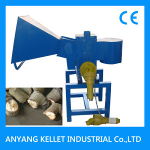 Portable Wood Log Cutter Machine Pto Kind on Tractor