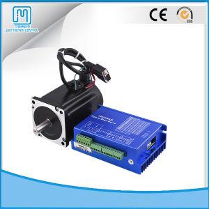 China 2 axis nema 34 closed loop motor and driver 12nm for Nema 34 stepper motor driver