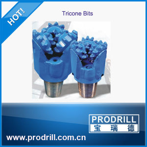 TCI Insert Teeth Tricone Button Rock Drill Bit pictures & photos