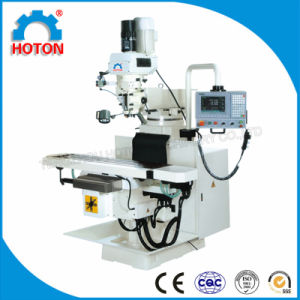 CNC Milling Drilling Machine With CE Approved (XK5030) pictures & photos