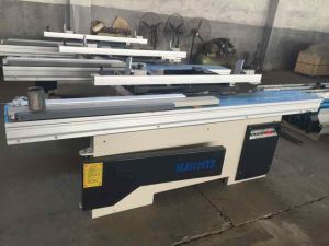 High Precision Sliding Table Saw with German Made Digital pictures & photos