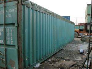 40′ Ot Used Container pictures & photos