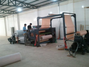 CE Approved Film and Fabric Lamination Machine/Hot Melt Coating Machine pictures & photos