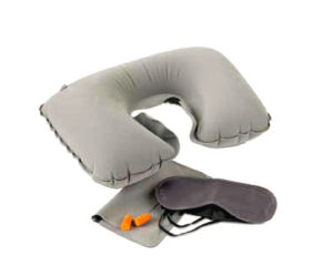 Promotion Inflatable Travel Pillow \Travel Accessories pictures & photos