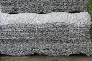 Hot Dipped Galvanized Gabions of 240g High Zinc pictures & photos