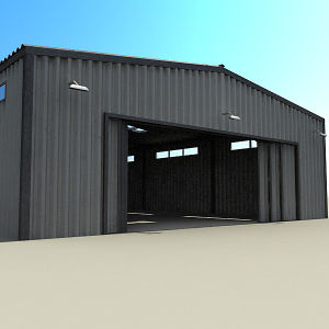 Industrial Metal Building for Steel Warehouse (LTX422) pictures & photos