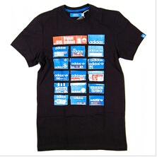 Custom Cotton Printed T-Shirt for Men (M345) pictures & photos