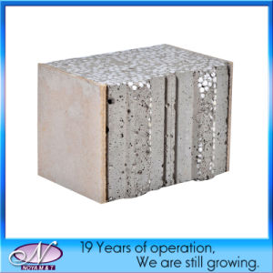 Soundproof Insulated Polyurethane EPS Foam Sandwich Panel for Building Structural pictures & photos
