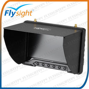 Flysight Black Pearl RC801 Fpv 7 Inch TFT LCD Monitor with 5.8g 32CH Built-in Receiver for Quadcopter