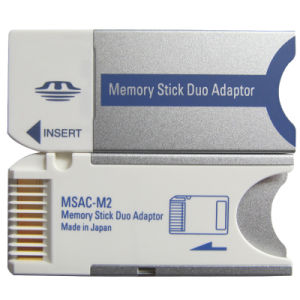 Msac to M2 Card Adapter High Speed Memory Stick Duo Adapter pictures & photos