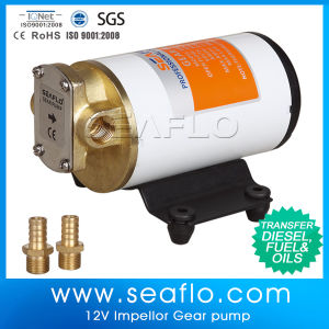 Seaflo Mini Viscous Liquids Gear Pump pictures & photos