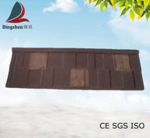 Colorful Shingle Stone-Coated Roof Tiles