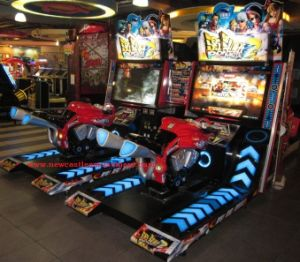 Game Pop Motor Motor Arcade Game Machines pictures & photos