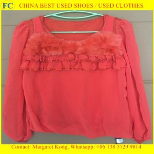 Good Quality of Used Clothes for Africa Market pictures & photos