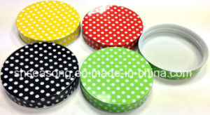 Metal Cap with Printing / Tin Lid / Bottle Cap (SS4501) pictures & photos