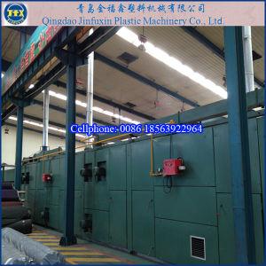 Plastic Artificial Turf Lawn Production Machine Line pictures & photos