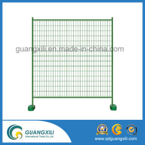 High Quality Galvanized Temporary Fence pictures & photos