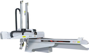 Three-Axis / Five-Axis AC Servo Traversing Robot Arm Below 200t Trade Agent Wanted