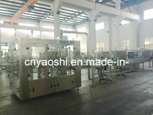 Soda Water Bottling Machine (3000BPH) pictures & photos