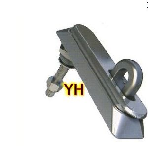 Yh9611 Stainless Steel AISI304 Metal Electric Cabinet Lock pictures & photos