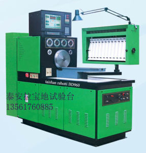 Bd850 Diesel Fuel Injection Test Bench