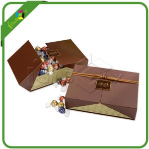 Special Design Empty Gift Chocolate Box for Chocolate Gift Box pictures & photos