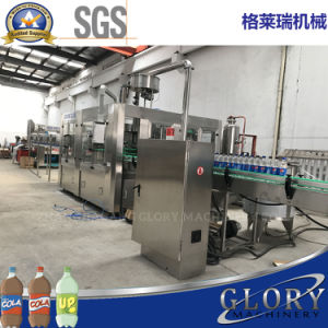 Automatic Carbonated Drink Filling Machine with Wrapping pictures & photos