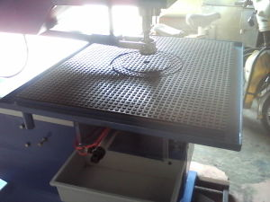 Glass Automatic Drilling Machine for Drilling Glass pictures & photos