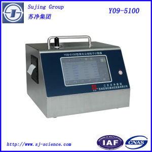 Large Flow Laser Particle Counter 100L Y09-5100
