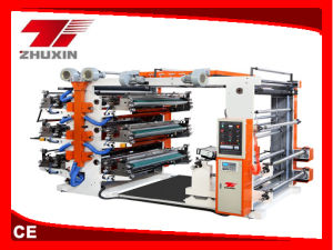 Six Color Flexo, Relief Printing Machine (YT-6600/61000) pictures & photos
