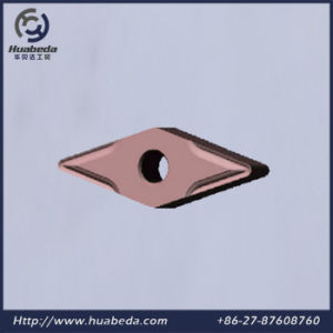 Coated Tungsten Carbide Cutting Insert, Cemented Carbide Turnining Inserts, Vnmg pictures & photos