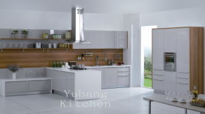 Baked Paint Kitchen Cabinet (M-L93) pictures & photos