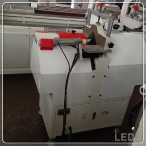 V Shape Cutting Saw with Automatic Center Position System for UPVC Machinery pictures & photos