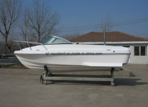 China Aqualand 15feet 4.6m Fiberglass Speed Boat/Bowrider/Sports Motor Boat/Fishing Boat (150br) pictures & photos