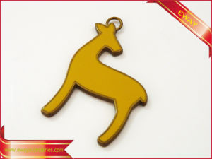 Garment Metal Tag Plate Metal Logo Tag Metal Puller pictures & photos
