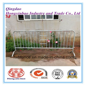 Crowd Control Police Barrier / Temporary Fence / Fencing / Safety Fence pictures & photos