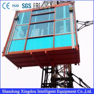 Sc120z Construction Hoist/Building Lift Elevtor for Export Brazil pictures & photos