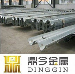 Highway Steel Galvanized Guardrails for Road Safety pictures & photos