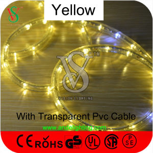 Christmas Decoration 2 Wires LED Rope Light pictures & photos