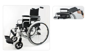 Amw02 Complete Aluminum Stair Wheel Chair pictures & photos
