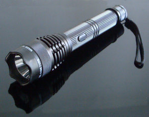 1106 Riot Tactical Flashlight Stun Gun pictures & photos