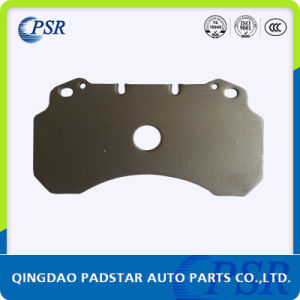 Truck Brake Pads Welded Mesh Back Plate Q235 Steel pictures & photos