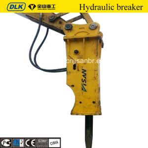 Excavator Hydraulic Breaker with 135mm Chisel for 22tons Excavator pictures & photos