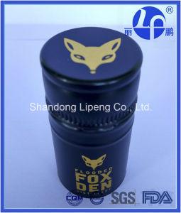 Ropp Red Wine Caps with Saran-Tin/Nex From China