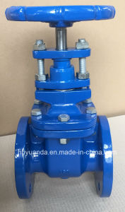 BS5163/BS5150 cast iron gate valves manufacturer in China pn16 pictures & photos